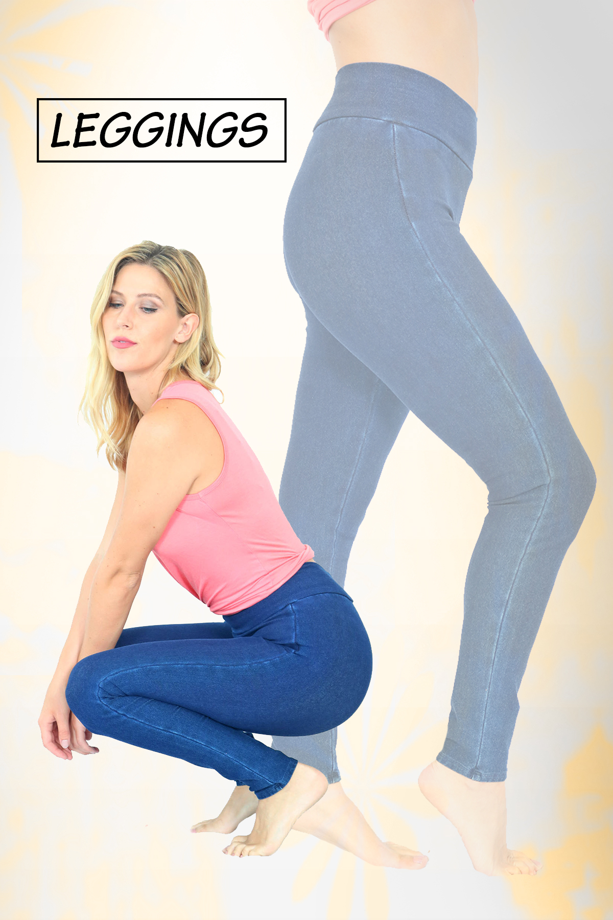 """TrueSlim Jeans, the """"jeans you can live in"""""""
